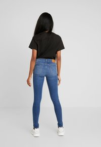 Levi's® - 710 INNOVATION SUPER SKINNY - Vaqueros pitillo - powell face off - 2