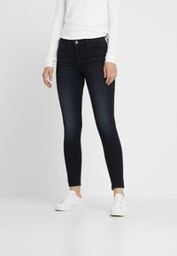Levi's® - 710 INNOVATION SUPER SKINNY - Jeansy Skinny Fit - trick of the trade - 0