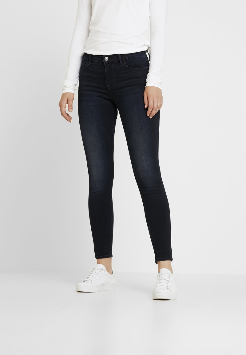 Levi's® - 710 INNOVATION SUPER SKINNY - Jeansy Skinny Fit - trick of the trade