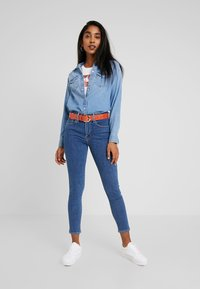 Levi's® - 721 HI RISE ANKLE - Jeans Skinny Fit - los angeles cool - 1