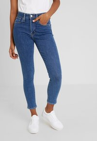 Levi's® - 721 HI RISE ANKLE - Jeans Skinny Fit - los angeles cool - 0