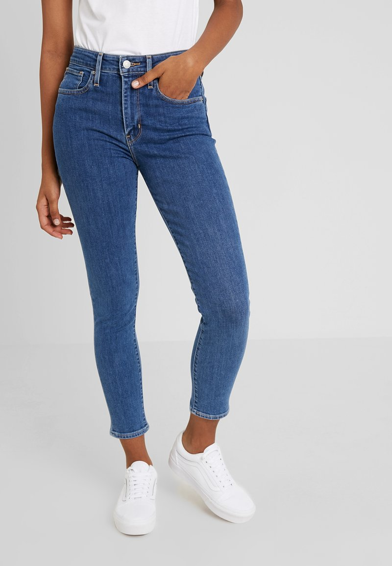 Levi's® - 721 HI RISE ANKLE - Jeans Skinny Fit - los angeles cool