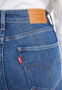 Levi's® - 721 HI RISE ANKLE - Jeans Skinny Fit - blue denim - 4