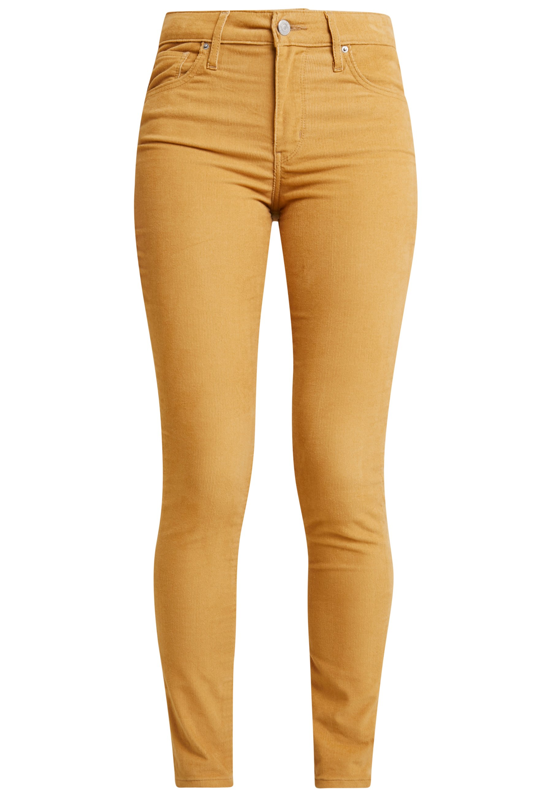 Levi's® 721 HIGH RISE SKINNY - Jeansy Skinny Fit - los angeles sun