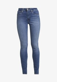 Levi's® - 721 HIGH RISE SKINNY - Jeans Skinny Fit - los angeles sun