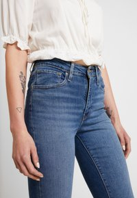 Levi's® - 721 HIGH RISE SKINNY - Jeans Skinny Fit - los angeles sun - 3