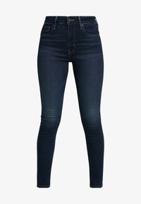 Levi's® - 721 HIGH RISE SKINNY - Jeans Skinny Fit - london nights - 3