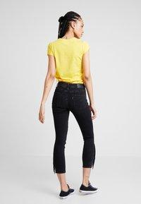 Levi's® - 721 HIRISE FRINGE ANKLE - Jeans Skinny Fit - don't give a fringe - 2