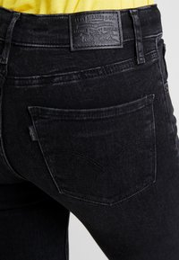 Levi's® - 721 HIRISE FRINGE ANKLE - Jeans Skinny Fit - don't give a fringe - 4