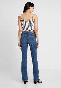 Levi's® - 715 BOOTCUT - Jeans bootcut - los angeles sun - 2