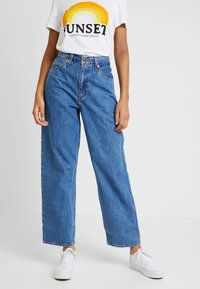 Levi's® - DAD JEAN - Relaxed fit jeans - joe stoned - 0