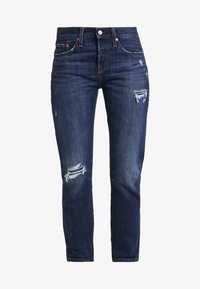 Levi's® - 501® TAPER - Jeansy Straight Leg - bolt blue - 4