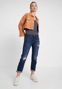 Levi's® - 501® TAPER - Jeansy Straight Leg - bolt blue - 1