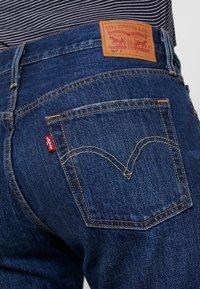 Levi's® - 501® TAPER - Jeansy Straight Leg - bolt blue - 5