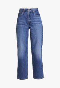 Levi's® - DAD JOE COOL - Relaxed fit jeans - med indigo worn - 3