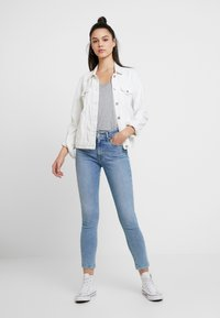 Levi's® - HI RISE SKINNY ANKLEBUCKLE DOWN - Vaqueros pitillo - buckle down - 1