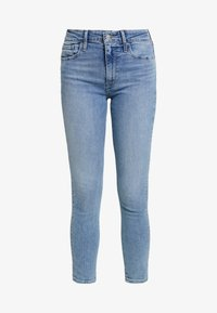 Levi's® - HI RISE SKINNY ANKLEBUCKLE DOWN - Vaqueros pitillo - buckle down - 4