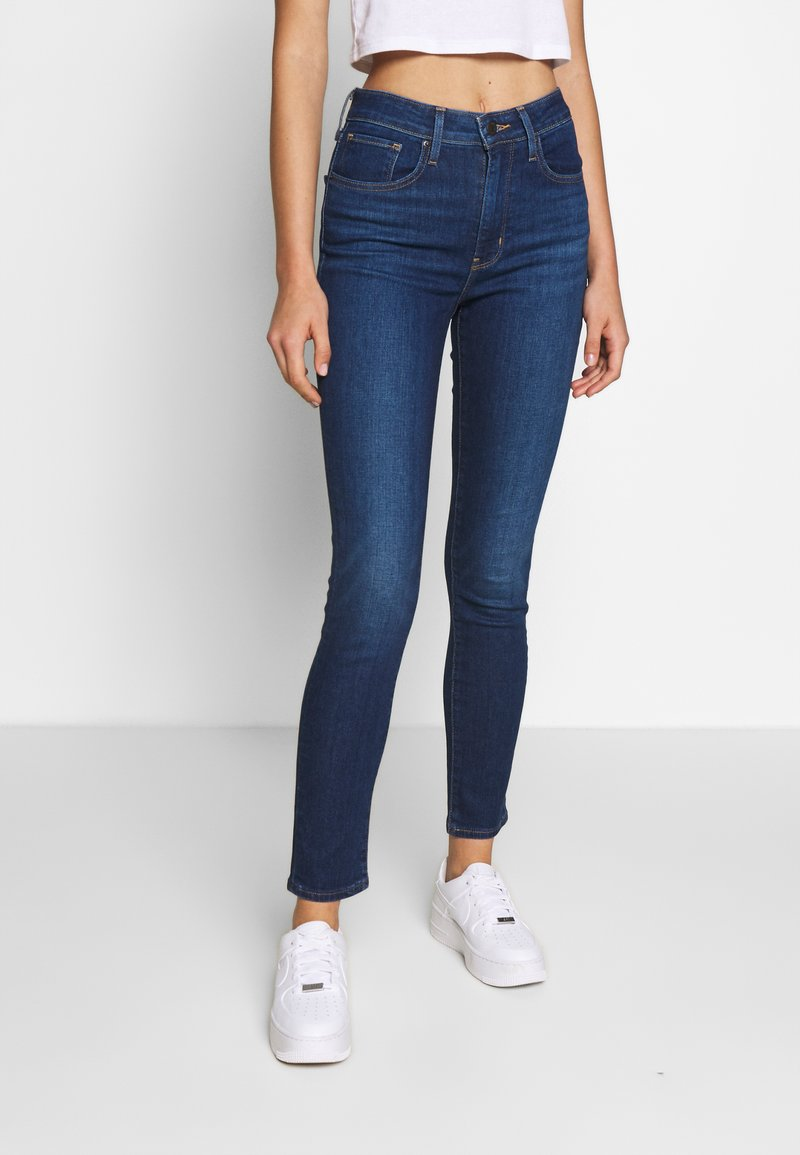 Levi's® - 721 HIGH RISE SKINNY - Jeans Skinny Fit - out on a limb