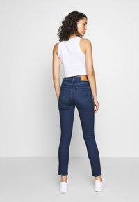 Levi's® - 721 HIGH RISE SKINNY - Vaqueros pitillo - out on a limb - 2