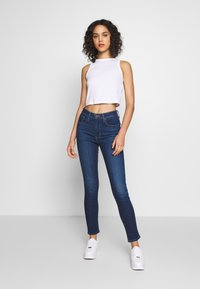 Levi's® - 721 HIGH RISE SKINNY - Vaqueros pitillo - out on a limb - 1