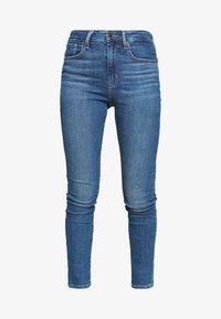 Levi's® - 721 HIGH RISE SKINNY - Jeans Skinny Fit - blue denim - 4