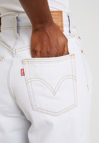 Levi's® - RIBCAGE WIDE LEG - Flared-farkut - cold ice - 3