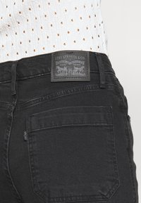 Levi's® - MILE HIGH BUTTONS - Vaqueros a campana - dust and ash - 5