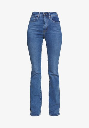 725 HIGH RISE BOOTCUT - Jeans Bootcut - blue denim