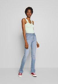 Levi's® - 725 HIGH RISE BOOTCUT - Jeans bootcut - san francisco coast - 1