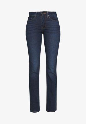 725 HIGH RISE BOOTCUT - Bootcut jeans - dark-blue denim