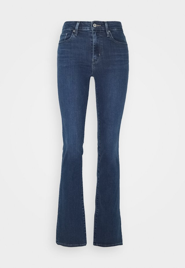 725 HIGH RISE BOOTCUT - Jean bootcut - bogota tricks
