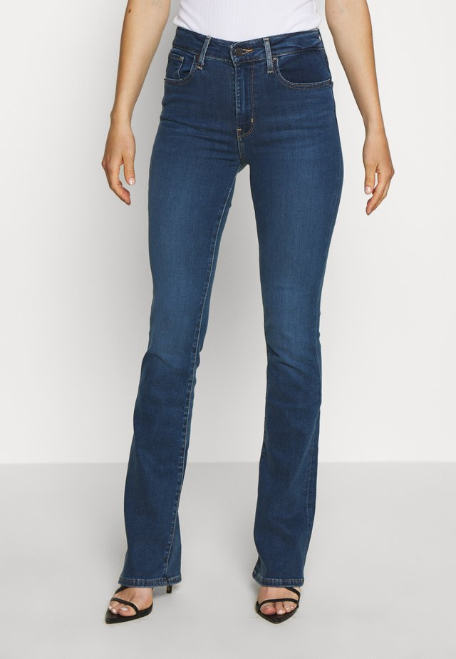 725 HIGH RISE BOOTCUT - Jeans bootcut - bogota tricks
