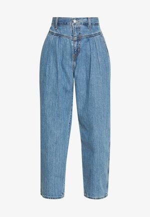 80'S BALLOON LEG - Relaxed fit jeans - light-blue denim