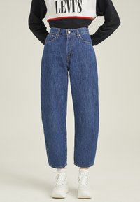Levi's® - BALLOON LEG - Jean boyfriend - air head - 0