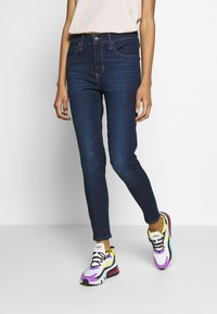 Levi's® - 720 SUPER SKINNY  - Jeansy Skinny Fit - cool cool - 0