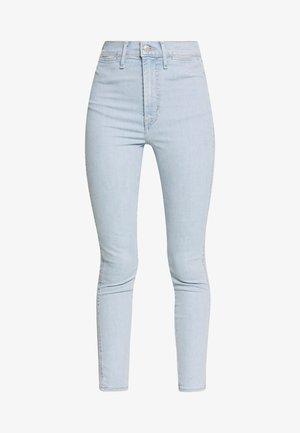 MILE HIGH ANK  - Jeans Skinny Fit - light blue denim