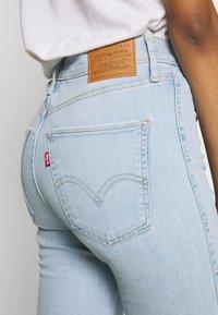 Levi's® - MILE HIGH ANK  - Jeans Skinny Fit - light blue denim - 4