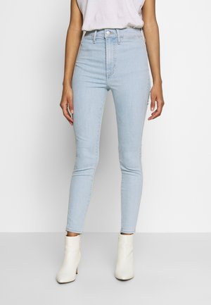 MILE HIGH ANK  - Jeansy Skinny Fit - light blue denim