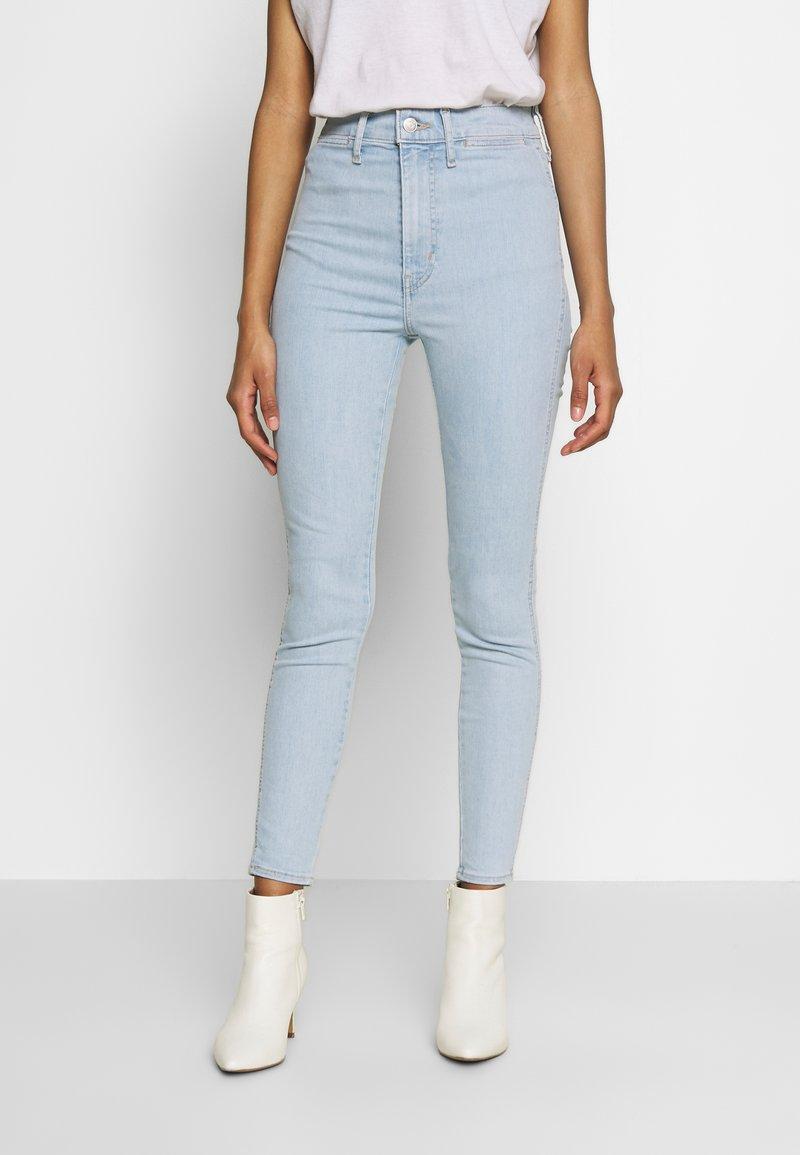Levi's® - MILE HIGH ANK  - Jeans Skinny Fit - light blue denim