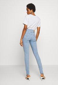 Levi's® - 720 HIRISE SUPER SKINNY - Jeans Skinny Fit - calling card - 2