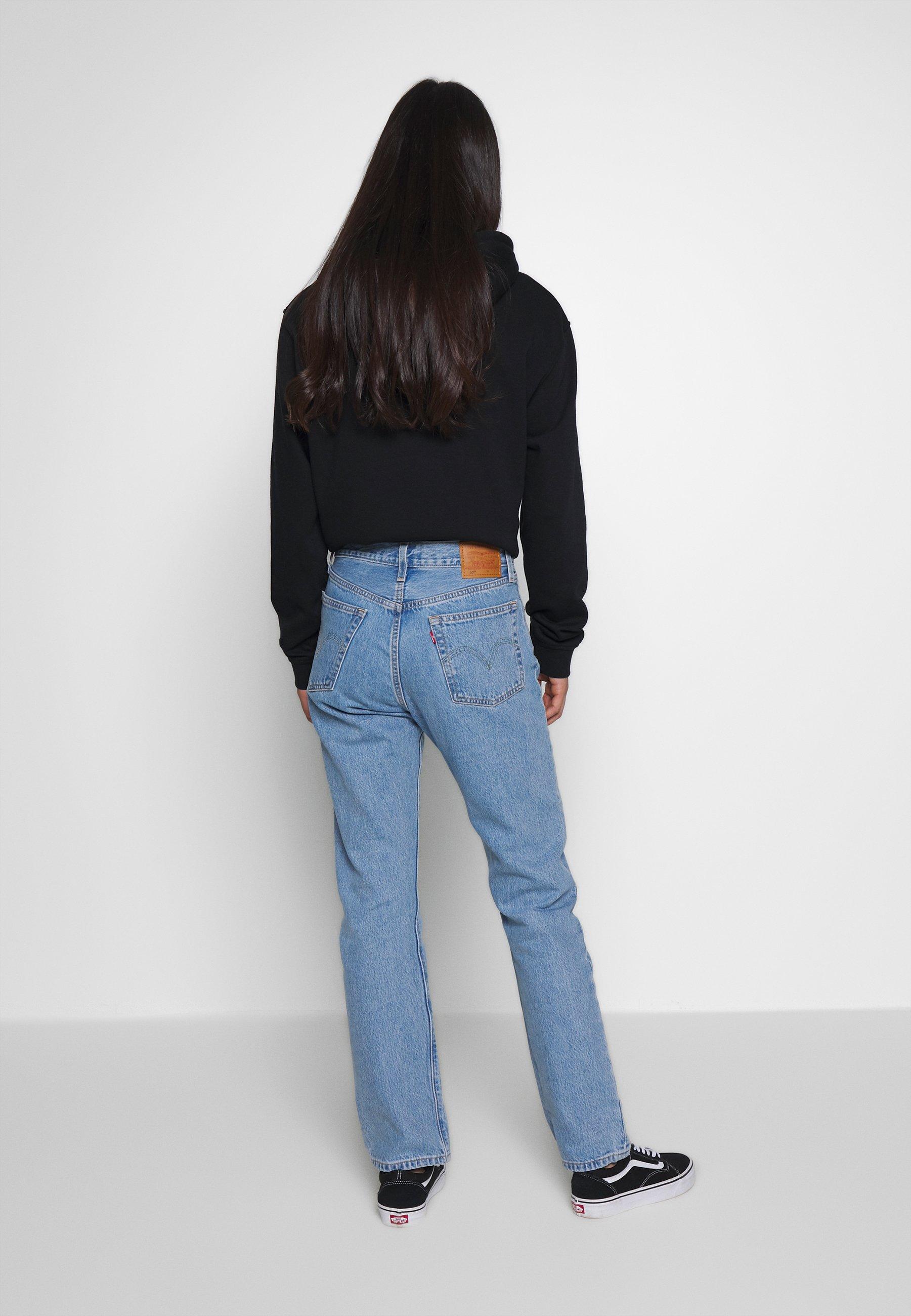 Levi's® Jeansy Straight Leg - luxor indigo