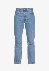 Levi's® - Jeans a sigaretta - luxor indigo - 4