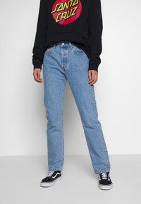 Levi's® - Jeans a sigaretta - luxor indigo - 0