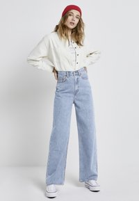 Levi's® - HIGH LOOSE - Jeansy Relaxed Fit - middle road - 1