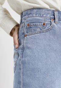 Levi's® - HIGH LOOSE - Jeansy Relaxed Fit - middle road - 3