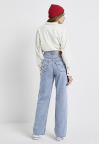Levi's® - HIGH LOOSE - Jeansy Relaxed Fit - middle road - 2