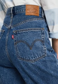Levi's® - HIGH LOOSE - Relaxed fit jeans - now and then - 4