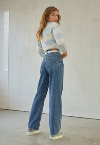 Levi's® - HIGH LOOSE - Relaxed fit jeans - now and then - 5