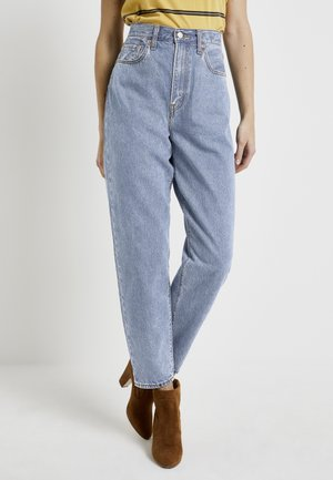 HIGH LOOSE TAPER - Jeansy Relaxed Fit - middle road