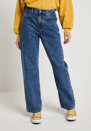 LOOSE STRAIGHT - Jeans a sigaretta - now and then